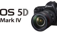 Canon EOS 5D Mark IV принесет видео в формате 4K и автофокус Dual Pixel AF