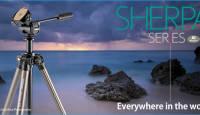 Velbon tutvustas uusi Sherpa seeria statiive