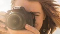 Купи одну из популярных камер Canon и получи подарочную карту Photopoint