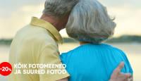 Vanavanemate päeval üllata isikupärase fotomeenega