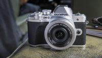 Теперь в наличии: беззеркальная камера Olympus OM-D E-M10 MarkIII