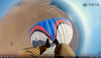 Efektne väikse planeedi video Ricoh Theta V 360° kaameraga – Tšiili kõrbest