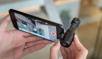 Karbist välja: Rode VideoMic Me-L mikrofon Apple nutiseadmetele
