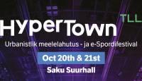 Suurim meelelahutus- ja tehnoloogiafestival Eestis – HyperTown Tallinn