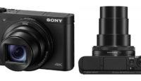 Теперь в продаже: компактная камера Sony HX99