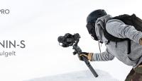 Pista kingikotti – professionaalne DJI Ronin-S videostabilisaator 200€ soodsam