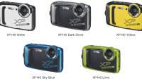 Pildista kuni 25 meetri sügavusel veeall uue Fujifilm XP140 kompaktkaameraga