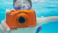 Veekindel ja mängimiseks valmis: saage tuttavaks – uus Nikon Coolpix W150