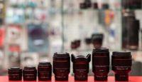 Доступны для аренды: фикс-объективы Samyang для полнокадровой беззеркальной камеры Sony