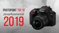 Photopoint TOP 10: enim ostetud peegelkaamerad aastal 2019