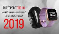 Photopoint TOP 10: enim ostetud aktiivsusmonitorid ja spordikellad aastal 2019