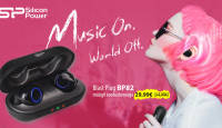 Silicon Power BP82 juhtmevabad kõrvaklapid on müügil megahinnaga